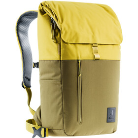 deuter UP Seoul Backpack 16+10l clay/turmeric